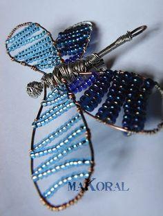 my dragonfly (blue)