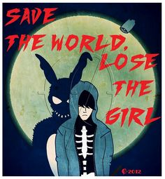 Save that world, lose the girl