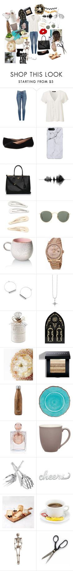 """""""💜purple hearts💜"""" by fashioninmyindustry ❤ liked on Polyvore featuring Walking Cradles, Prada, Kitsch, Ray-Ban, Rolex, Sydney Evan, Kat Von D, Bobbi Brown Cosmetics, West Elm and Frontgate"""