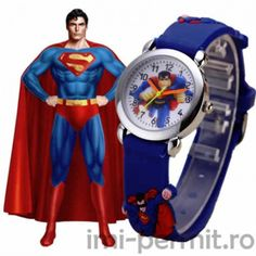 Cheap relogio relogios, Buy Quality relogio relojes directly from China relogio casual Suppliers: Children's Watches Superman Cartoon Watch Casual Boys Sports Quartz Watches Kids Wristwatch Clock Hour Relojes Relogio Best Kids Watches, Boys Watches, Sport Watches, Children's Watches, Jewelry Watches, Superman Watch, Superman Kids, Baby Cartoon, Cartoon Kids