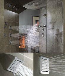 8 Best Tile Shower W Multiple Heads Images