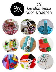 We zochten wij de leukste DIY kerstcadeaus voor kinderen bij elkaar. Van eenvoudig en snel te maken tot ingewikkeld en tijdrovend.