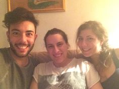 Civaldo Reunion after two long months! #home #friendship #together