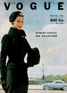 Vogue Paris, October 1952