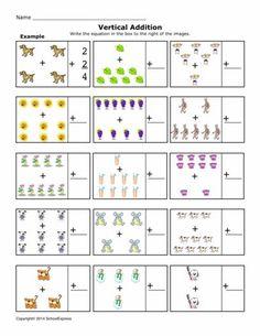 math worksheet : addition worksheets worksheets and math worksheets on pinterest : Make Your Own Addition Worksheets
