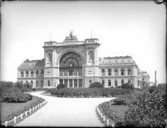 1900, Keleti pályaudvar