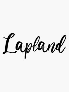 Lapland  by fairychamber