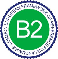 Badges for Languages: Level B2