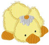 Bunnycup Embroidery | Free Machine Embroidery Designs | Just Ducky