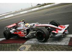 Hamilton,  mclaren mp4 /22,  2007,  nurburgring 2007