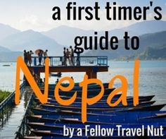 Nepal itself is small but emcompassing and having a first timer's guide to Nepal will help with your adjusting quickly to the food, transportation, and many more. From the plains of Terai to the roof