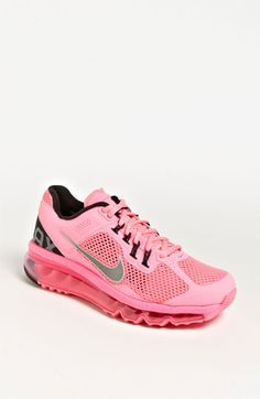 "Nike Air Max 2013 Running Shoe (Women) | Nordstrom...I'm ""DROOLING"" over these sneakers....a must buy! :)"