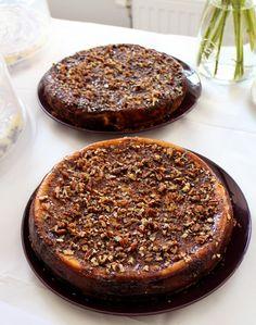 Wie gek is op crème brûlée zal deze taart van Caroline Brouwer ...