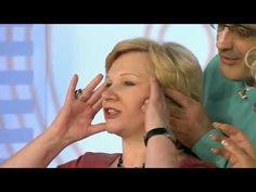 Нет брыльцам! Как улучшить овал лица - YouTube
