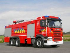 SCANIA - FIRE - TRUCK                                                                                                                                                                                 Mais