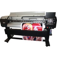 5fcf8a6f2 Oversea service available 2 heads DX6 Plotter Eco Solvent 1.6m with one  year warranty First