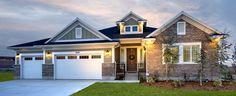 Home Designs | Ivory Homes | Homes in Utah | Custom Home Builders Utah  I love the Hampton Home