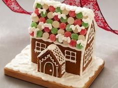 Gingerbread House Recipe | Food Network