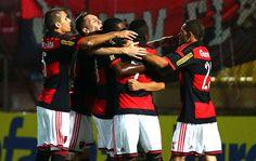 Flamengo passa pelo Taboão com muita facilidade e avança às oitavas #globoesporte