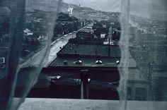 """Robert Frank (born Zurich, Switzerland 1924), """"Butte, Montana"""" 1956, printed 1973, Gelatin silver print"""