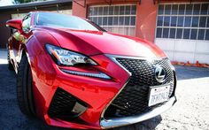 2016 Lexus RCF would be made as a sports car, i.e. a coupe, which would be very interesting to fast car enthusiasts.