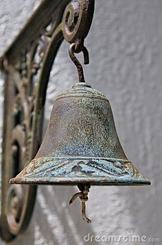Antique bell