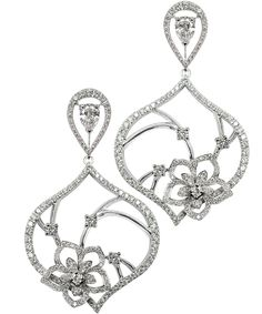 Mathon Paris Earrings-Diamond