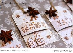 Tags for gifts