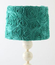 Everything Turquoise: Lighting