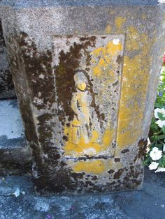 Carving of child gathering flowers on urn Sunken Garden, Italian Garden, Urn, Gardens, Carving, Child, Japanese, Flowers, Painting