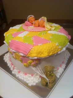 Baby cake Cake, Desserts, Food, Caves, Pie Cake, Tailgate Desserts, Pastel, Meal, Dessert
