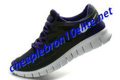 985d97f88210 Carbon Grey Nike Free Run 2 Mens Purple 443815 015