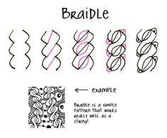 line & pattern