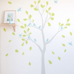Whimsical Tree Wall Sticker | 41 Orchard