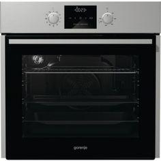 Gorenje BO637E24X reprezintă un produs electrocasnic inteligent destinat gătitului, respectiv un cuptor electric multifuncţional. Este un model atractiv atât ca specificaţii, cât şi ca design, construcţia acestuia oferindu-i posibilitatea de a se integra excelent în …