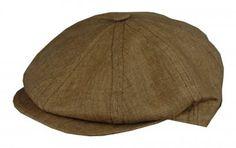 Sixpence / Flat cap - MJM America (brun)