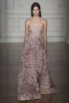 Tendance mariage la robe de mariee rose haute couture 5