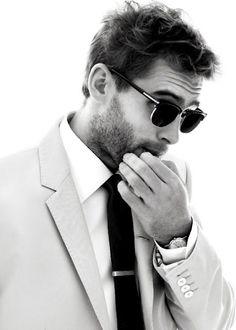 ah, Mr. Pattinson...