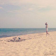 Take a walk on this beach!