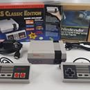 #videogames #Gamers #nintendo classic mini Modded 800+ Nintendo NES Classic Edition Mini Hacked w/ Official 2nd Controller 299.99 Item specifics Condition: Used: An item that has been used previously. The item may have some signs of cosmetic wear, but is fully <!-- --> Brand: Nintendo Bundled Items: Game(s) and 2nd Controller Platform: Nintendo NES Classic Edition UPC: Does not apply… [  37 more words ]…