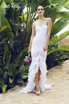 Vestido Charisse : CHARO RUIZ IBIZA Charo Ruiz, Matron Of Honour, Glamour, Boho, Hippie Chic, Formal Dresses, Wedding Dresses, Ibiza, One Shoulder Wedding Dress