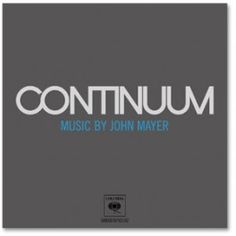 John Mayer: Continuum - 6.5/10