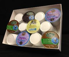 BESTSELLER! 12 k-cup ICED COFFEE sampler 6 Differ... $13.75