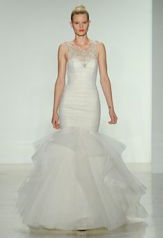 Amsale Spring 2014 Wedding Dresses  #weddingdress #dress #wedding