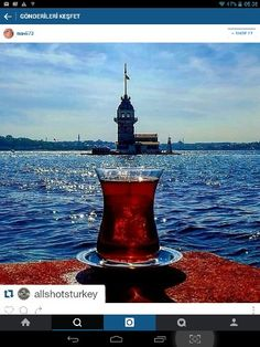 Tea & İstanbul