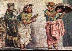 Musicanti - Pompei