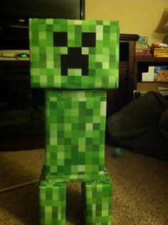 Minecraft valentine box & minecraft valentine box | Minecraft Valentineu0027s Day box!! | craft ... Aboutintivar.Com