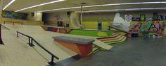 Skatepark BOARDERTOWN-FT. SMITH, ARKANSAS TEAM PAIN
