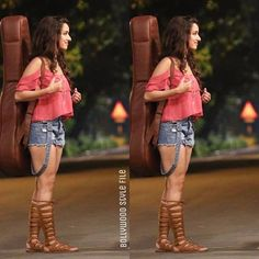 """Shraddha Kapoor in Half Girlfriend, looking so cute! @Bollywood ❤❤❤"""