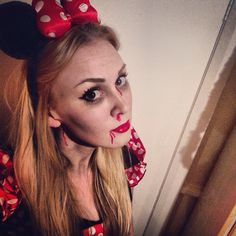 Image result for dead mickey mouse costume